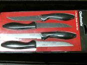 CHEFMATE Kitchen Knife 4 PC STEAK KNIFE SET